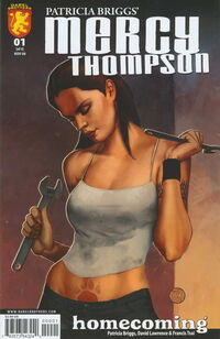 Patricia Briggs' Mercy Thompson Homecoming 1