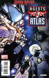 Agents of Atlas 1