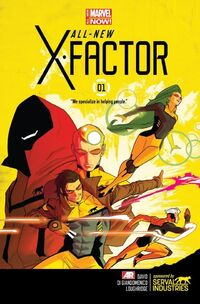 All-New X-Factor 1