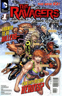 The Ravagers 1