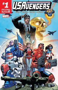 U.S.Avengers 1