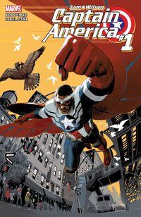 Captain America Sam Wilson 1