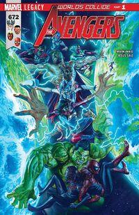 Avengers 672