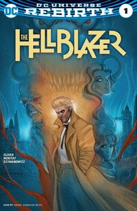 The Hellblazer 1