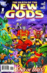 Death of the New Gods 1