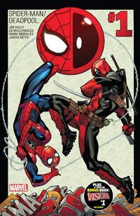 Spider-Man Deadpool 1