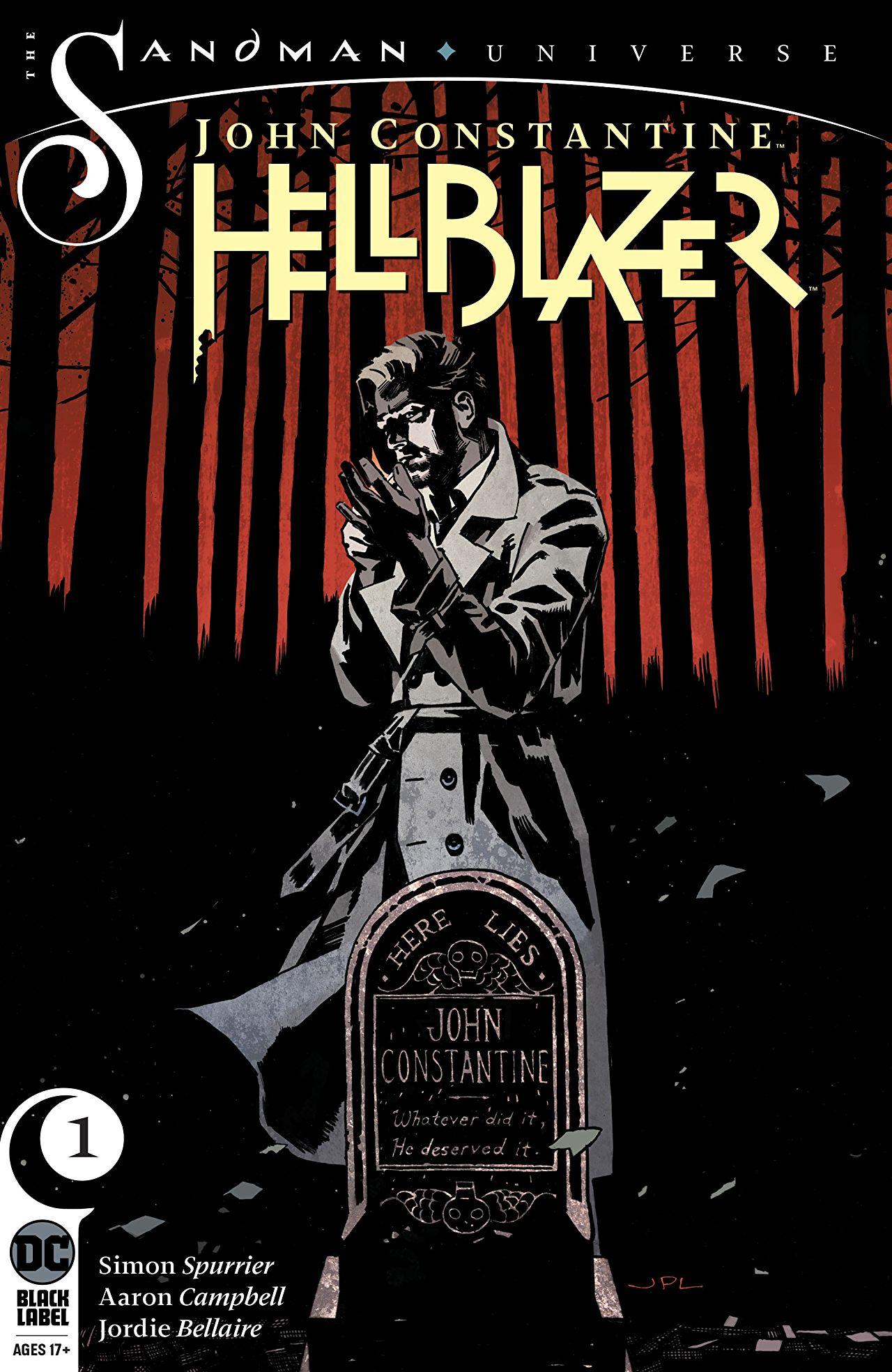 19 Red Right Hand Hellblazer Vol John Constantine