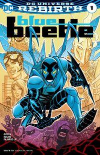 Blue Beetle 2016 1