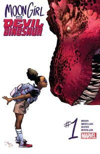 Moon Girl and Devil Dinosaur 1