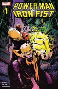 Power Man and Iron Fist 1