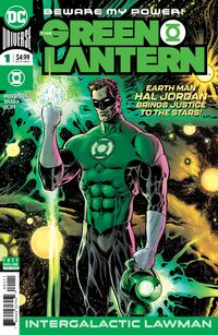 The Green Lantern 2018 1