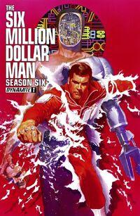 The Six Million Dollar Man Season Six 1