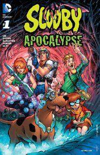 Scooby Apocalypse 1
