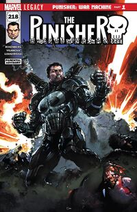 The Punisher 218