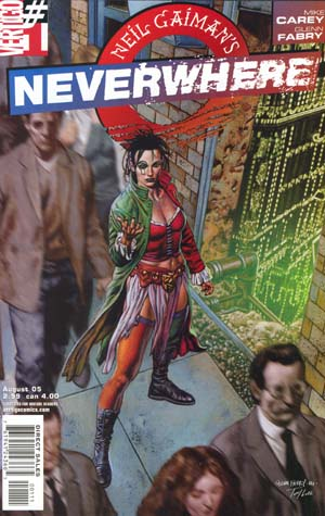 Neverwhere 1 & Neil Gaiman\u0027s Neverwhere | Comic Book Series | FANDOM powered by Wikia