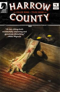 Harrow County 1