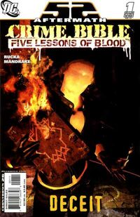 Crime Bible The Five Lessons of Blood 1