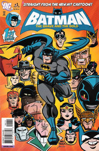 Batman The Brave and the Bold 1