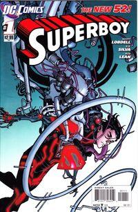 Superboy 2011 1