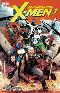 Astonishing X-Men 2017 1