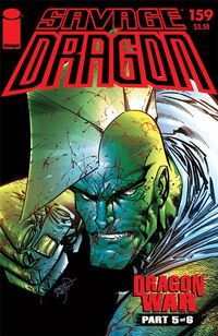 Savage Dragon 159