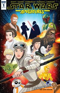Star Wars Adventures 2017 1