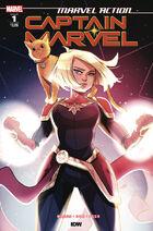 Marvel Action Captain Marvel 1