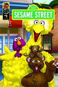 Sesame Street 1