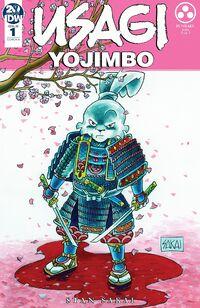 Usagi Yojimbo 2019 1