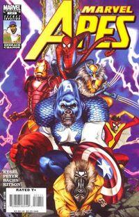 Marvel Apes 1
