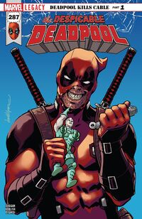 The Despicable Deadpool 287