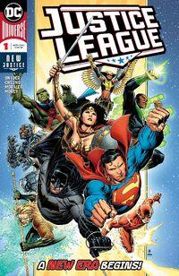 Justice League 2018 1