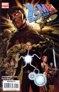 X-Men Emperor Vulcan 1