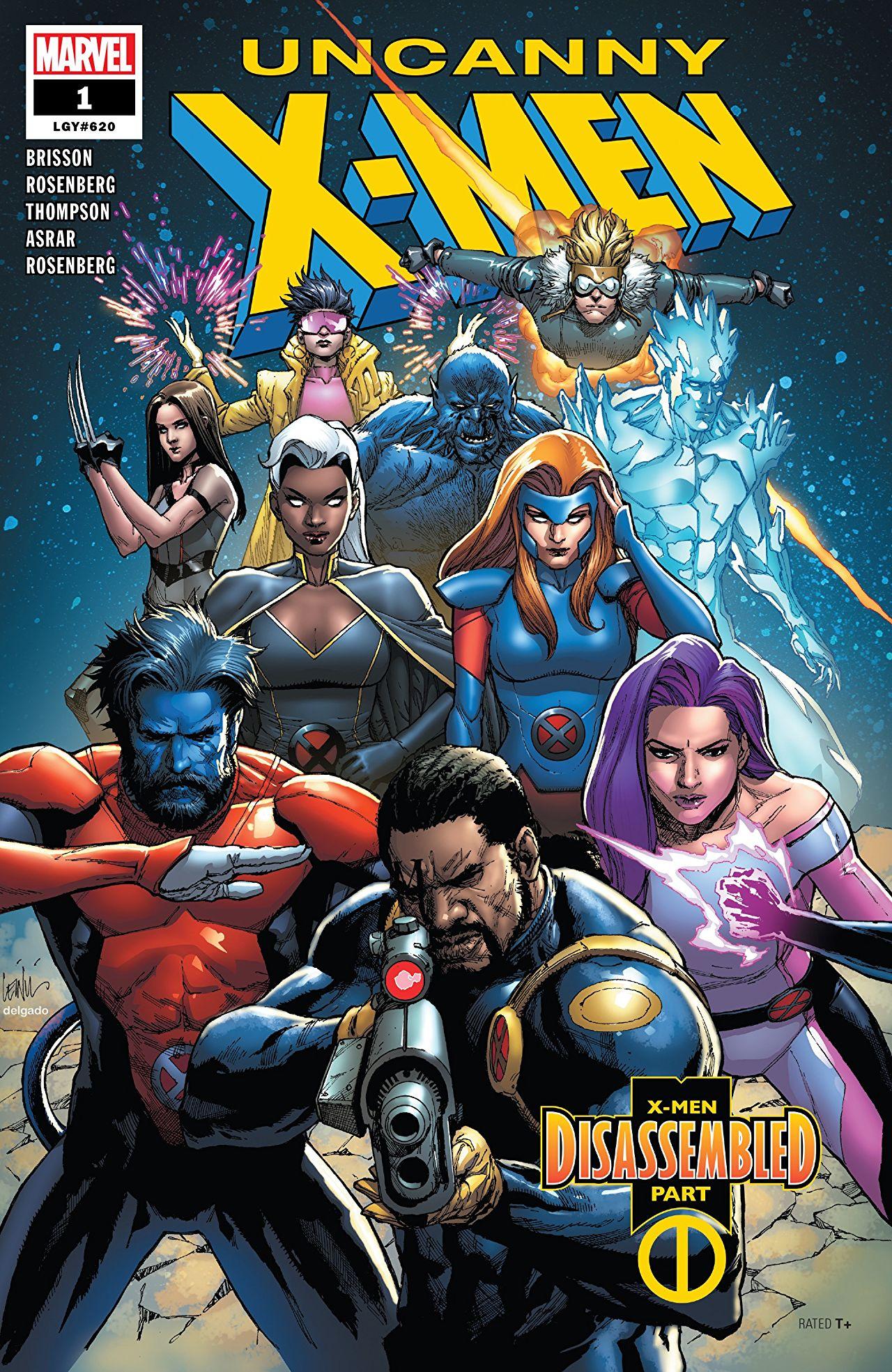#14 Uncanny X-Men Vol 4 2013-2015
