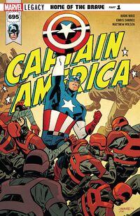 Captain America 695