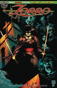 Zorro Swords of Hell 1