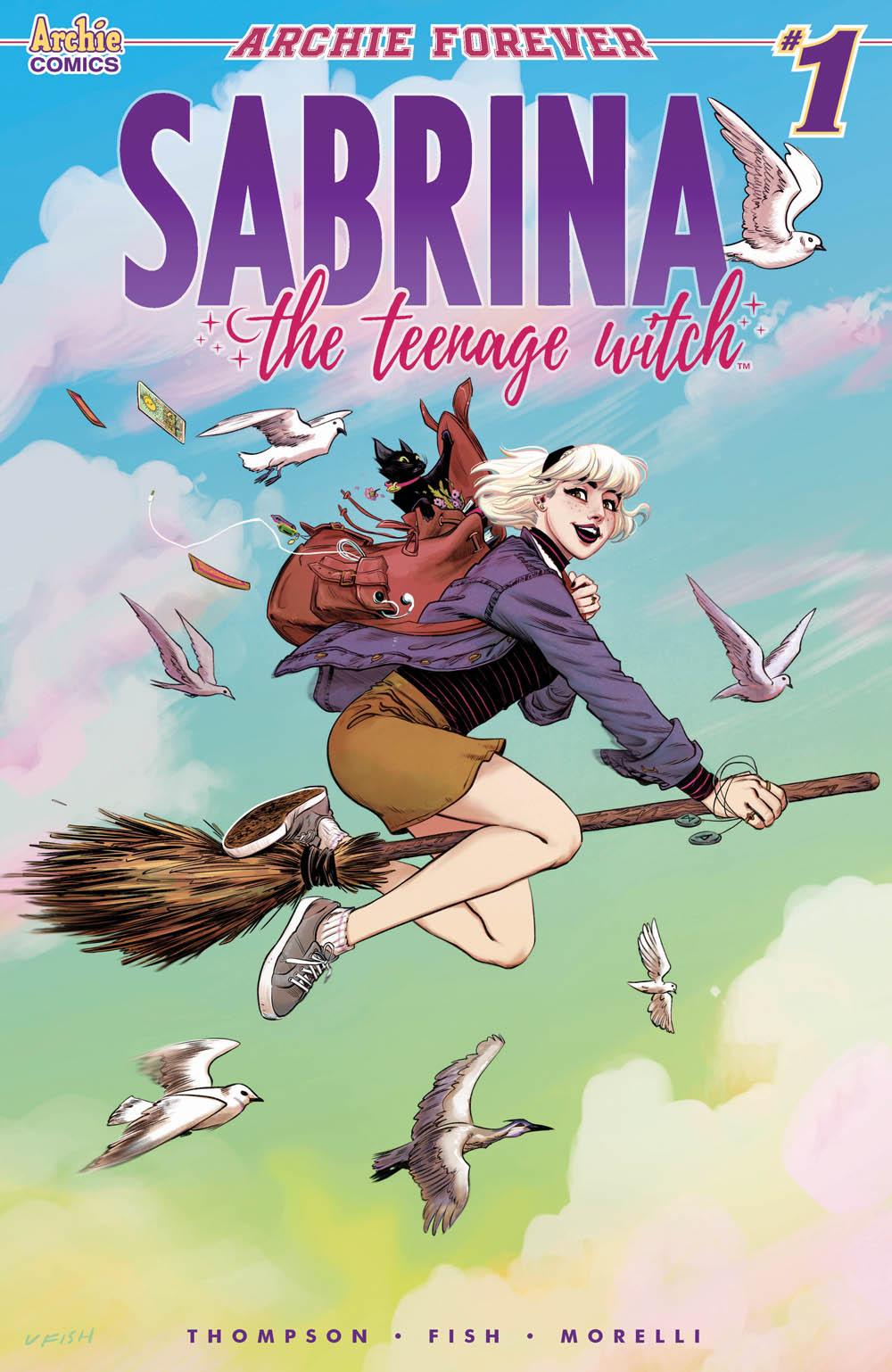 Sabrina Comic Book Series Fandom Powered By Wikia