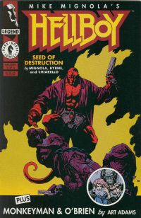 Hellboy- Seed of Destruction 1