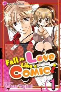 Fall in Love Like a Comic 1