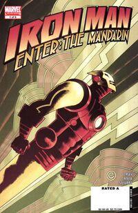 Iron Man Enter the Mandarin 1