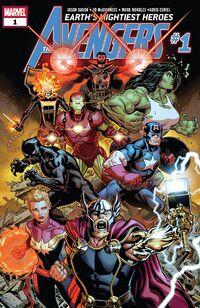 Avengers 1 2018