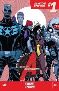 Secret Avengers 1 2014