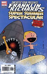 Franklin Richards Super Summer Spectacular 1