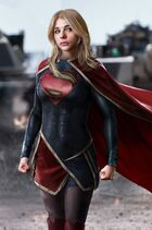 Supergirl Chloe Moretz Fan Made 1