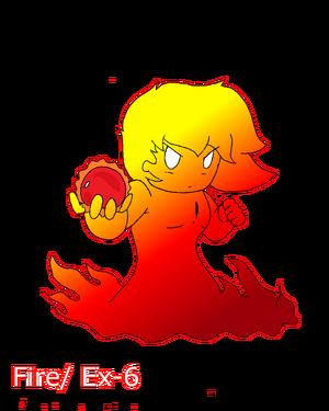 Fire - EX-6