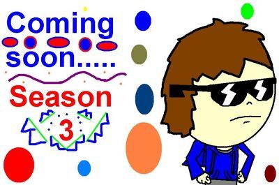 Season 3 promo...