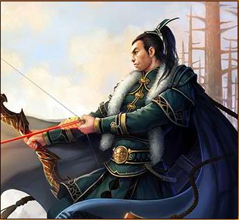 CoE General Houyi Portrait