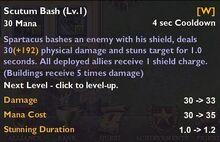 Scutum Bash 1