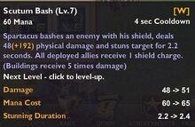 Scutum Bash 7