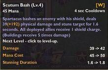 Scutum Bash 4